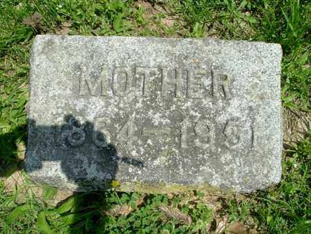 HADWIN, SOPHIA - Calhoun County, Michigan | SOPHIA HADWIN - Michigan Gravestone Photos