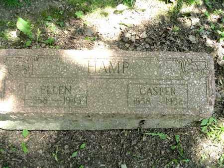 HAMP, CASPER - Calhoun County, Michigan | CASPER HAMP - Michigan Gravestone Photos