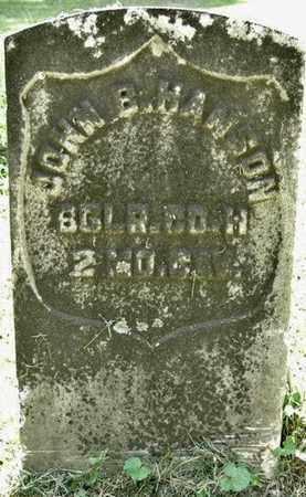 HANSON, JOHN B. - Calhoun County, Michigan   JOHN B. HANSON - Michigan Gravestone Photos