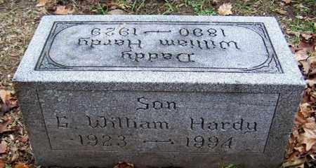 HARDY, GLEN WILLIAM - Calhoun County, Michigan | GLEN WILLIAM HARDY - Michigan Gravestone Photos