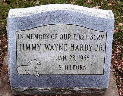 HARDY, JIMMY WAYNE JR - Calhoun County, Michigan   JIMMY WAYNE JR HARDY - Michigan Gravestone Photos