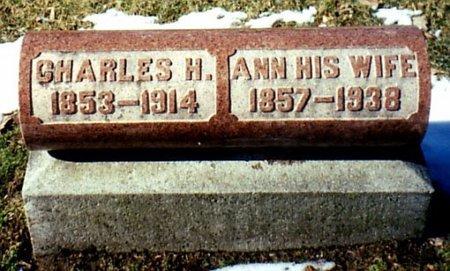 HERRICK, CHARLES H. - Calhoun County, Michigan   CHARLES H. HERRICK - Michigan Gravestone Photos
