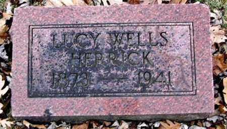 HERRICK, LUCY - Calhoun County, Michigan | LUCY HERRICK - Michigan Gravestone Photos