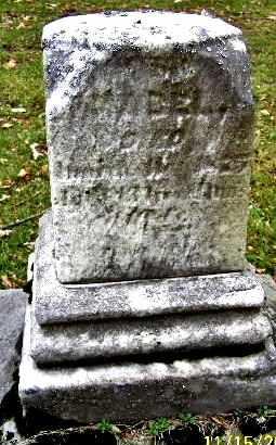 HERRICK, MABEL - Calhoun County, Michigan   MABEL HERRICK - Michigan Gravestone Photos