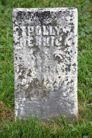 HERRICK, POLLY - Calhoun County, Michigan | POLLY HERRICK - Michigan Gravestone Photos