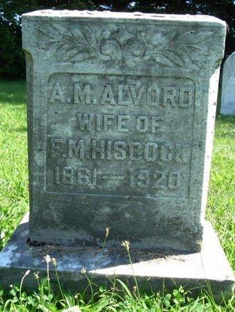 HISCOCK, ALICE M. - Calhoun County, Michigan | ALICE M. HISCOCK - Michigan Gravestone Photos