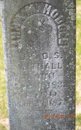 HODGES, ANNA M. - Calhoun County, Michigan   ANNA M. HODGES - Michigan Gravestone Photos