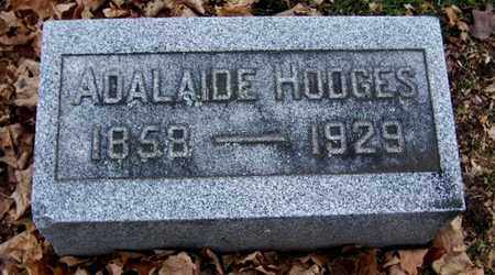 HODGES, ADALAIDE - Calhoun County, Michigan | ADALAIDE HODGES - Michigan Gravestone Photos