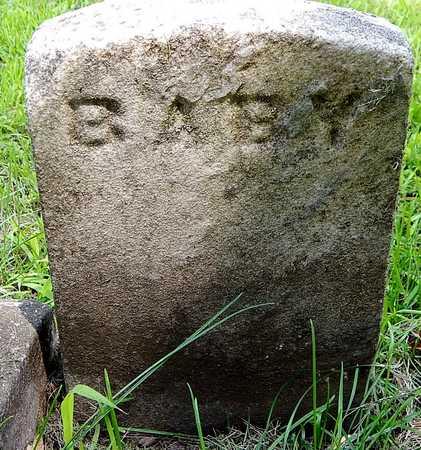 HODGES, BABY - Calhoun County, Michigan | BABY HODGES - Michigan Gravestone Photos