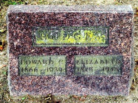 HODGES, EDWARD C - Calhoun County, Michigan   EDWARD C HODGES - Michigan Gravestone Photos