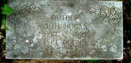 HOGAN, RUTH - Calhoun County, Michigan | RUTH HOGAN - Michigan Gravestone Photos