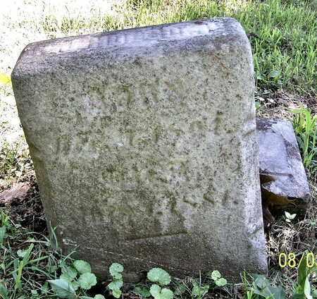 HOLCOMB, R. J. - Calhoun County, Michigan   R. J. HOLCOMB - Michigan Gravestone Photos
