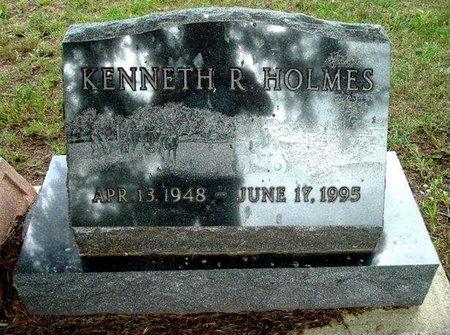 HOLMES, KENNETH R. - Calhoun County, Michigan | KENNETH R. HOLMES - Michigan Gravestone Photos