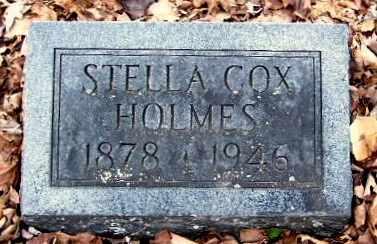 HOLMES, STELLA - Calhoun County, Michigan | STELLA HOLMES - Michigan Gravestone Photos