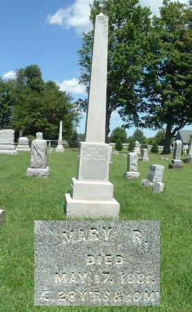 HOLT, MARY R. - Calhoun County, Michigan | MARY R. HOLT - Michigan Gravestone Photos