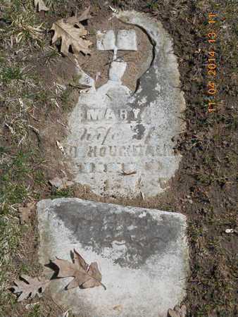HOUGHTALING, MARY - Calhoun County, Michigan | MARY HOUGHTALING - Michigan Gravestone Photos