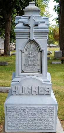 HUGHES, A. LEWIS - Calhoun County, Michigan | A. LEWIS HUGHES - Michigan Gravestone Photos