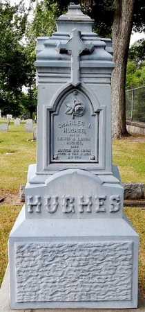 HUGHES, CHARLES J. - Calhoun County, Michigan | CHARLES J. HUGHES - Michigan Gravestone Photos
