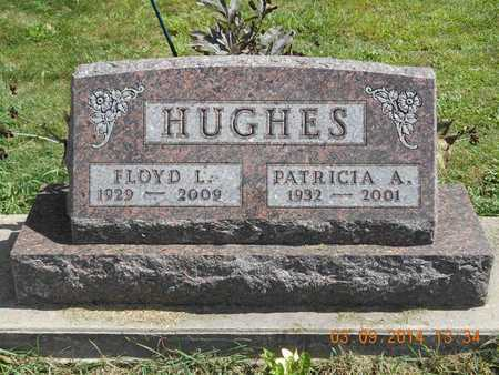 HUGHES, PATRICIA A. - Calhoun County, Michigan | PATRICIA A. HUGHES - Michigan Gravestone Photos