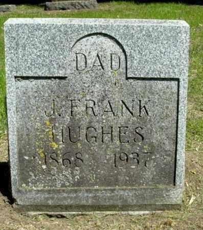 HUGHES, J FRANK - Calhoun County, Michigan | J FRANK HUGHES - Michigan Gravestone Photos