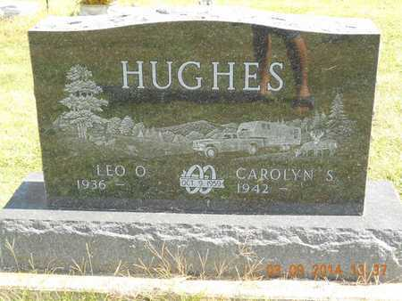 HUGHES, CAROLYN S. - Calhoun County, Michigan | CAROLYN S. HUGHES - Michigan Gravestone Photos