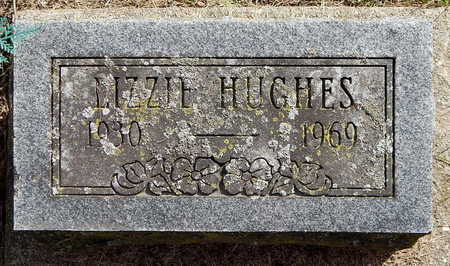HUGHES, LIZZIE - Calhoun County, Michigan | LIZZIE HUGHES - Michigan Gravestone Photos