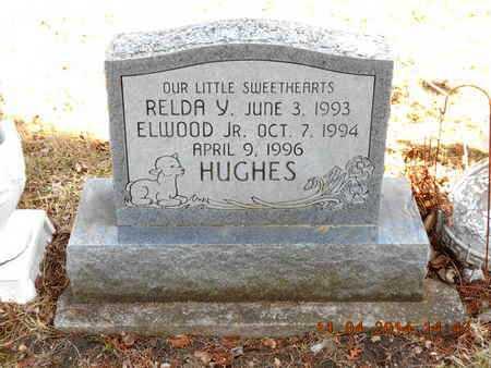 HUGHES, RELDA Y. - Calhoun County, Michigan | RELDA Y. HUGHES - Michigan Gravestone Photos