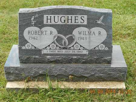 HUGHES, WILMA R. - Calhoun County, Michigan   WILMA R. HUGHES - Michigan Gravestone Photos