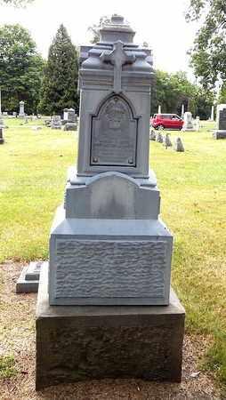 HUGHES, RELIEF - Calhoun County, Michigan   RELIEF HUGHES - Michigan Gravestone Photos