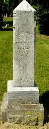 HUNT, DAVID - Calhoun County, Michigan   DAVID HUNT - Michigan Gravestone Photos