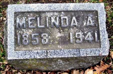 HUNT, MELINDA A - Calhoun County, Michigan | MELINDA A HUNT - Michigan Gravestone Photos