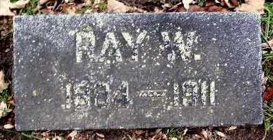 HUNT, RAY W - Calhoun County, Michigan | RAY W HUNT - Michigan Gravestone Photos