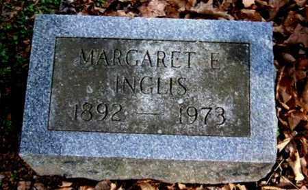 INGLIS, MARGARET E - Calhoun County, Michigan | MARGARET E INGLIS - Michigan Gravestone Photos