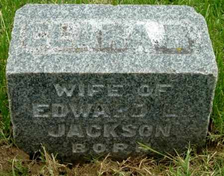JACKSON, CLARA B - Calhoun County, Michigan   CLARA B JACKSON - Michigan Gravestone Photos