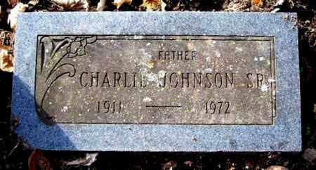 JOHNSON, CHARLES JR - Calhoun County, Michigan | CHARLES JR JOHNSON - Michigan Gravestone Photos