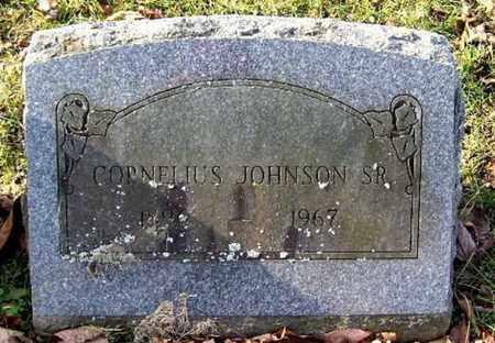 JOHNSON, CORNELIUS SR - Calhoun County, Michigan | CORNELIUS SR JOHNSON - Michigan Gravestone Photos