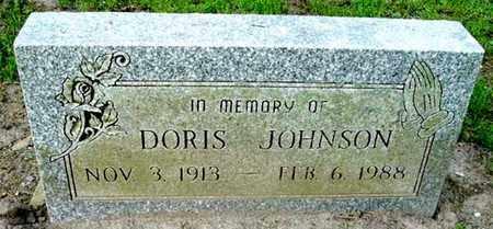 JOHNSON, DORIS - Calhoun County, Michigan   DORIS JOHNSON - Michigan Gravestone Photos