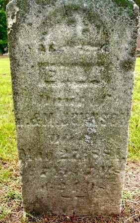 JOHNSON, ELLA - Calhoun County, Michigan | ELLA JOHNSON - Michigan Gravestone Photos