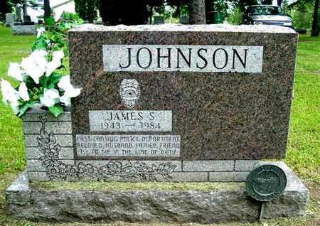 JOHNSON, JAMES S - Calhoun County, Michigan | JAMES S JOHNSON - Michigan Gravestone Photos