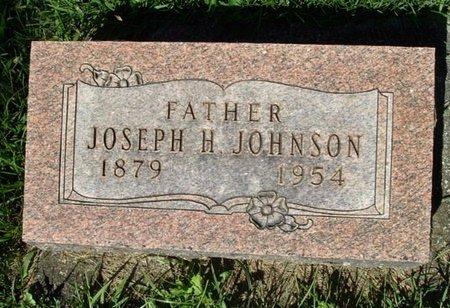 JOHNSON, JOSEPH H. - Calhoun County, Michigan   JOSEPH H. JOHNSON - Michigan Gravestone Photos