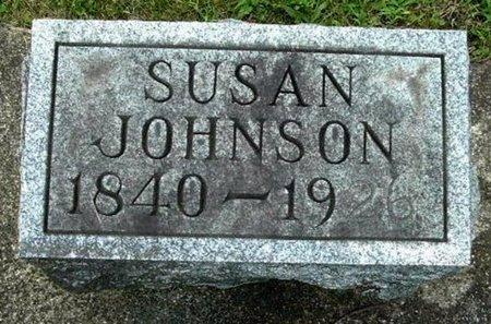 JOHNSON, SUSAN - Calhoun County, Michigan | SUSAN JOHNSON - Michigan Gravestone Photos