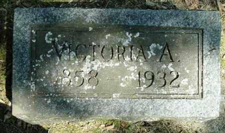 JOHNSON, VICTORIA A - Calhoun County, Michigan | VICTORIA A JOHNSON - Michigan Gravestone Photos