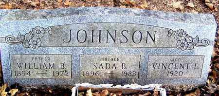 JOHNSON, VINCENT L - Calhoun County, Michigan | VINCENT L JOHNSON - Michigan Gravestone Photos