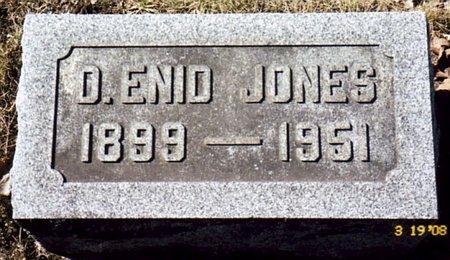 JONES, DOROTHEA - Calhoun County, Michigan | DOROTHEA JONES - Michigan Gravestone Photos