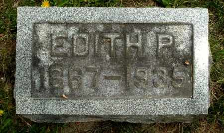 JOSLYN, EDITH P - Calhoun County, Michigan | EDITH P JOSLYN - Michigan Gravestone Photos