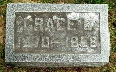 JOSLYN, GRACE L - Calhoun County, Michigan | GRACE L JOSLYN - Michigan Gravestone Photos