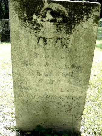 KELLOGG, ASA - Calhoun County, Michigan | ASA KELLOGG - Michigan Gravestone Photos