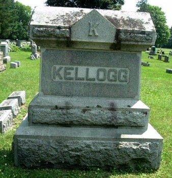 KELLOGG, FAMILY MARKER - Calhoun County, Michigan   FAMILY MARKER KELLOGG - Michigan Gravestone Photos