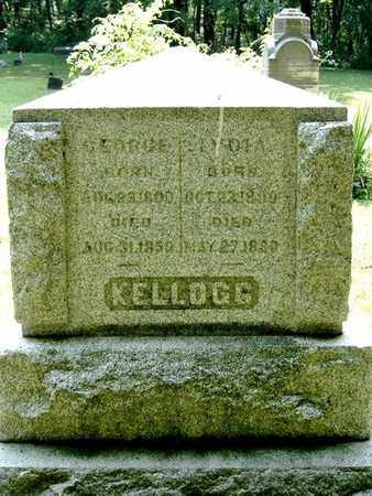 KELLOGG, GEORGE - Calhoun County, Michigan | GEORGE KELLOGG - Michigan Gravestone Photos