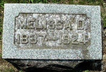 KELLOGG, MELISSA D - Calhoun County, Michigan | MELISSA D KELLOGG - Michigan Gravestone Photos